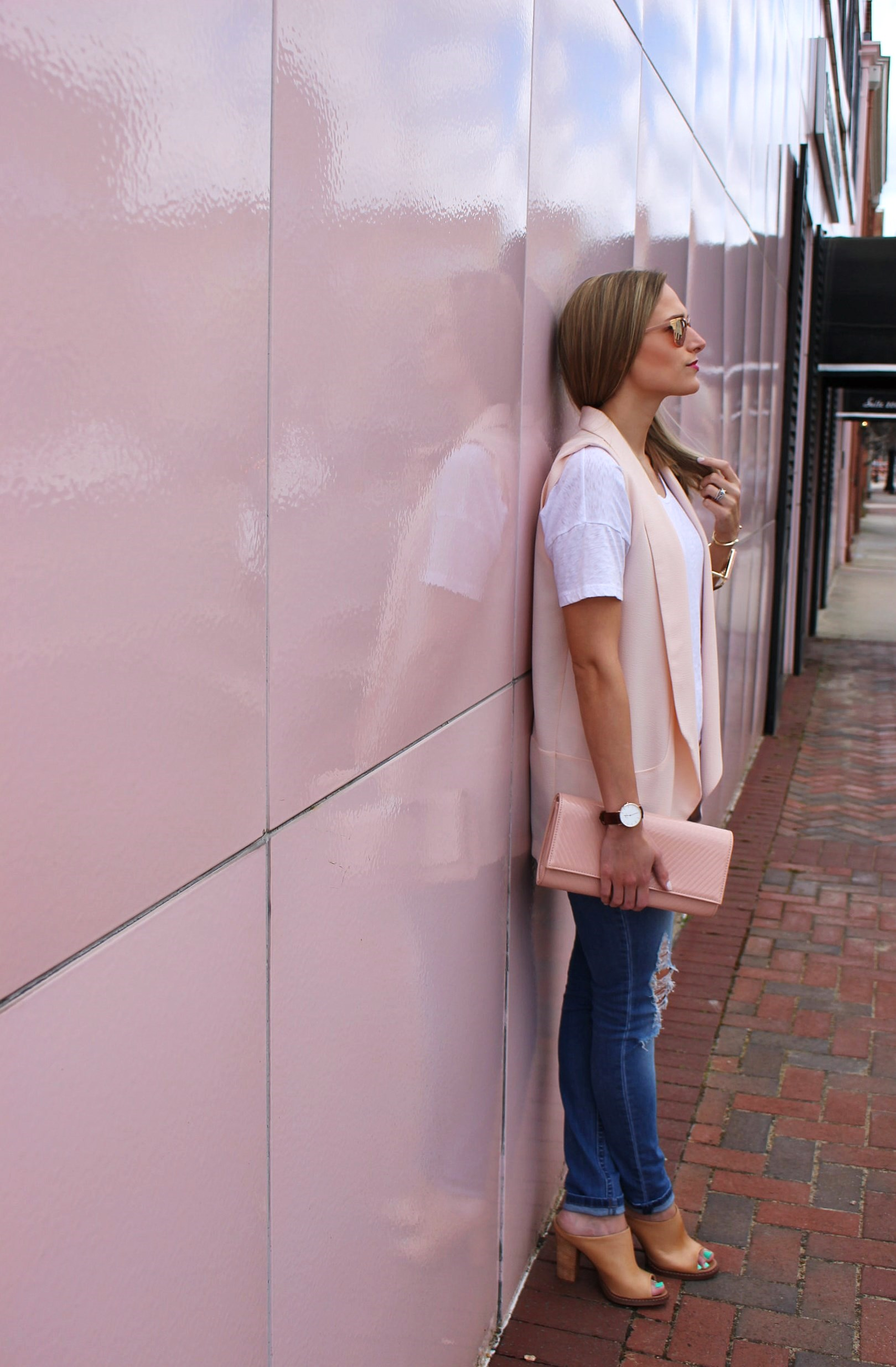 Blush Outfit
