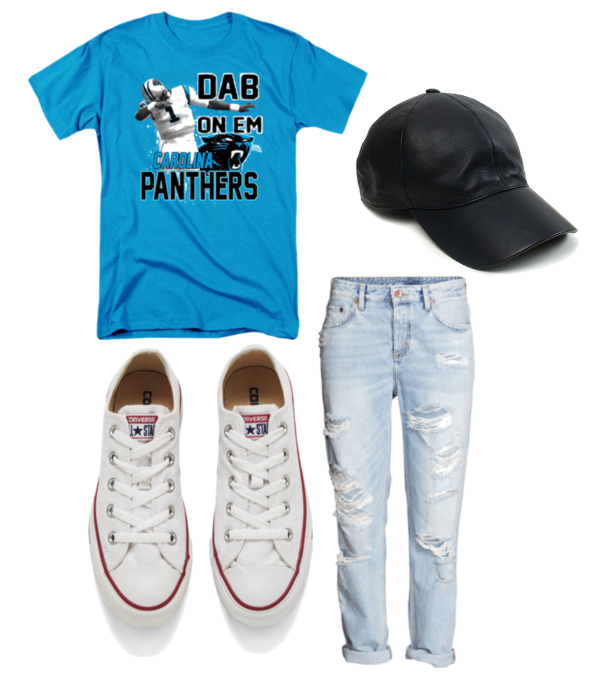 panthers outfit